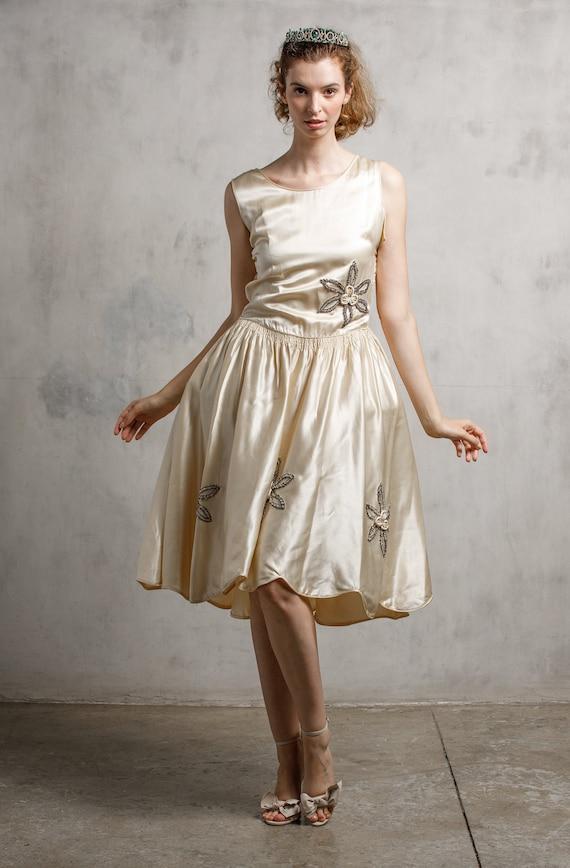 1920s Robe De Style Dress