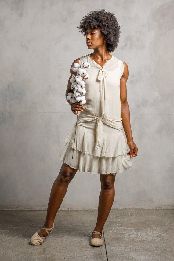 1920s Day Dress - image 2