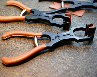 Leathercraft Amy Roke Plier Pincers Clamp Cutter Cutting Stitch Edge Craft Leather Leather Tool
