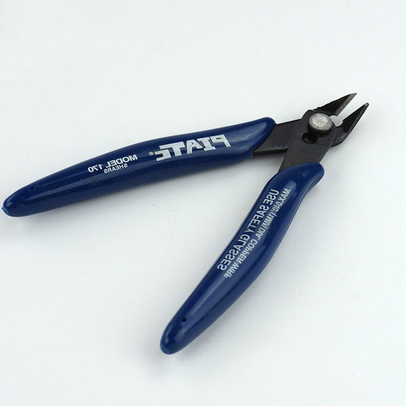 5 Pack of Plato 170 Cable Wire Model Cutter Plier Original Wire Snips Flush Tool