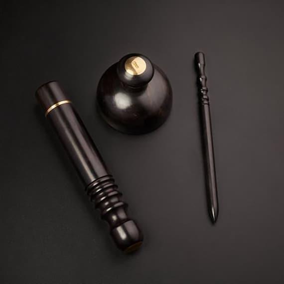Since Leather Edge Slicker Burnisher Polishing Kit Leathercraft Hand Tool Craft