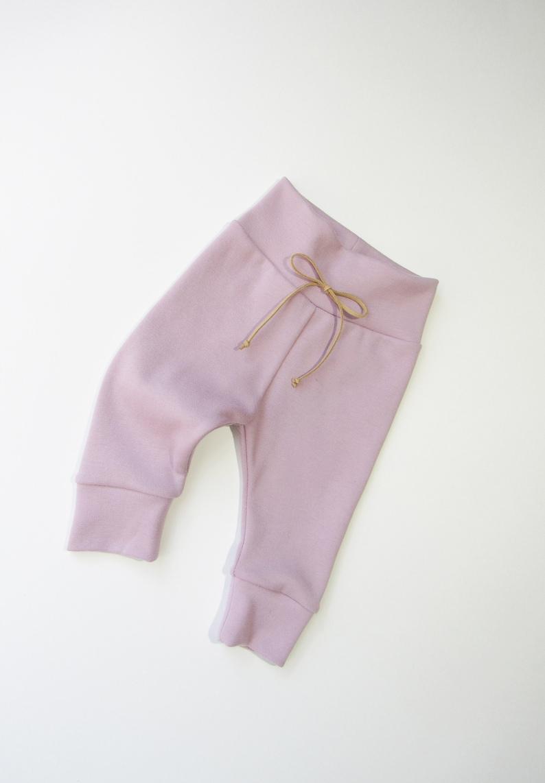 b5dd8639657d4 Lavender ORGANIC leggings-Baby girl leggings-Solid color | Etsy