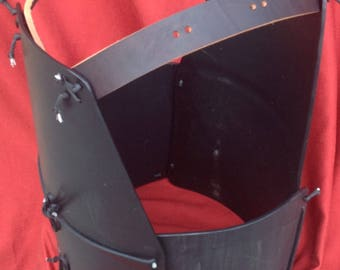 Custom body armor and large lames plate kit