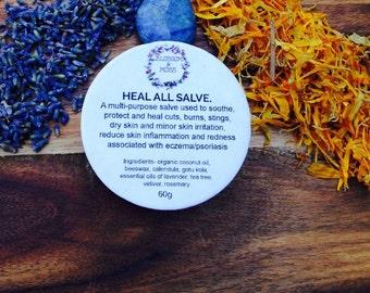 Heal All Salve