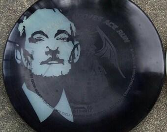 Bill Murray Disc Golf Disc- Discraft Buzzz, Zombee, Nuke, or Crank/ Innova Mamba- Father's Day, Birthday, or Wedding Gift