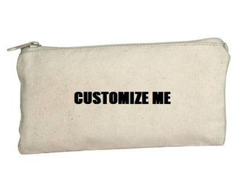 custom pencil case etsy