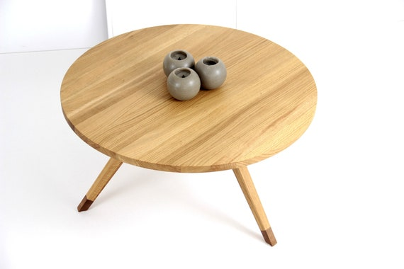 Prime Coffee Table Round Table End Table Oak Table Side Table Table Basse Ronde Runder Couchtisch Lamtechconsult Wood Chair Design Ideas Lamtechconsultcom