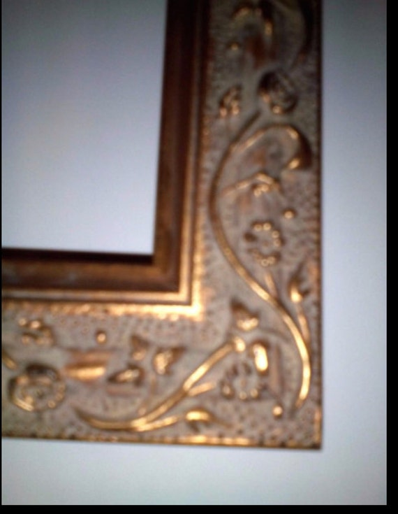 "14 x 18 Picture Frame 2 1//4/"" GOLD LEAF ORNATE 14x18"
