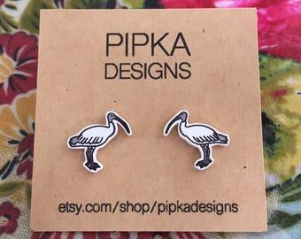 Ibis Earrings