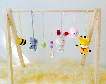 Crib Toys Etsy