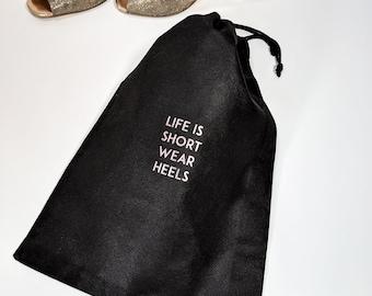 ef529cdfbd14 Personalised Shoe Bag
