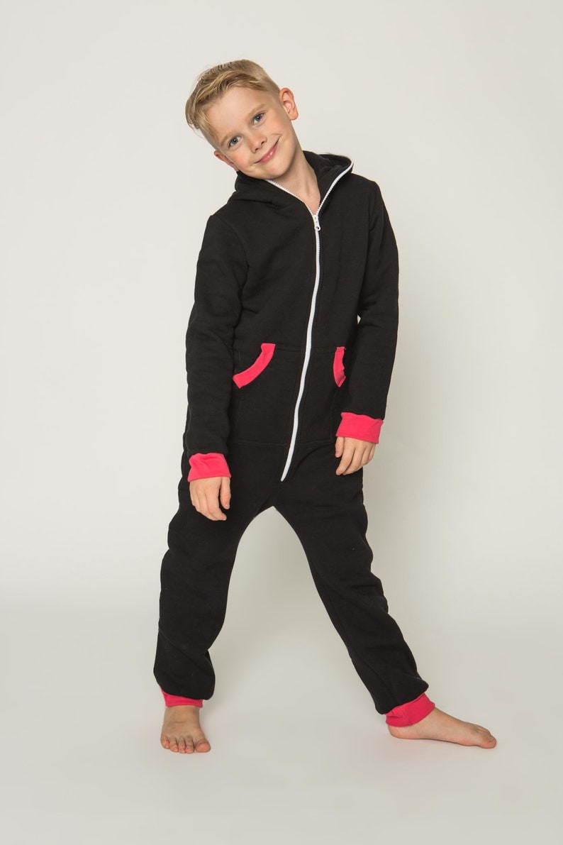 aaf7a3b0ec47 SOFA KILLER black unisex kids onesie jumpsuit kids jumpsuit
