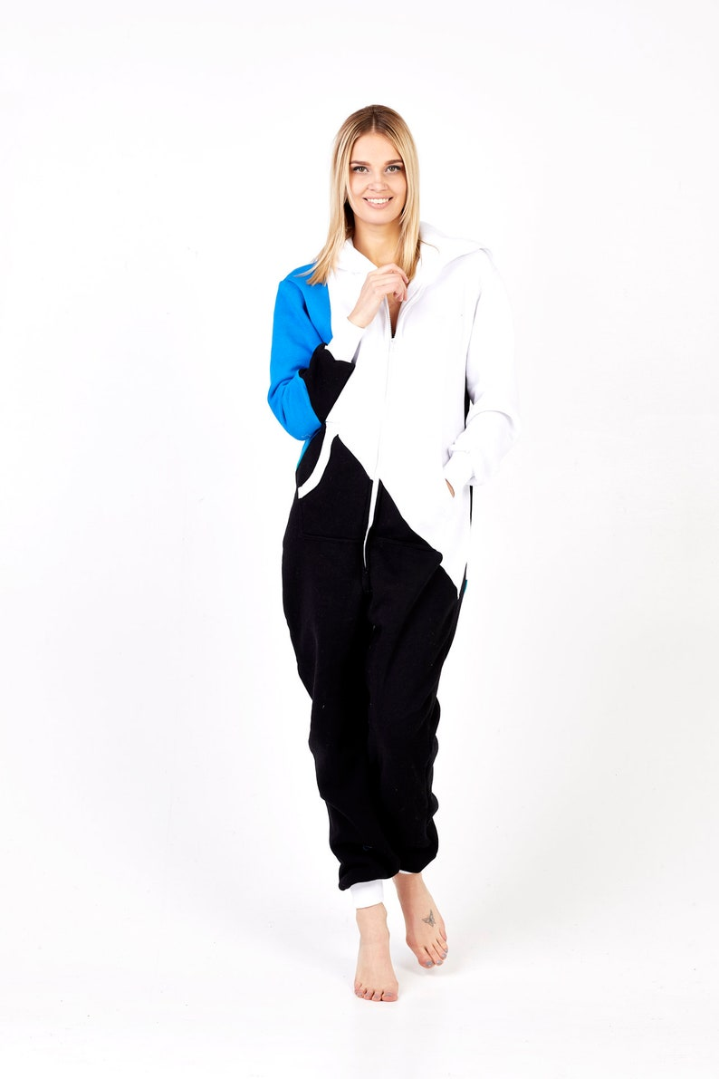 9e35cb9bf1 Adult Onesie Pajamas - Full Length Fleece Lounger with Zipper