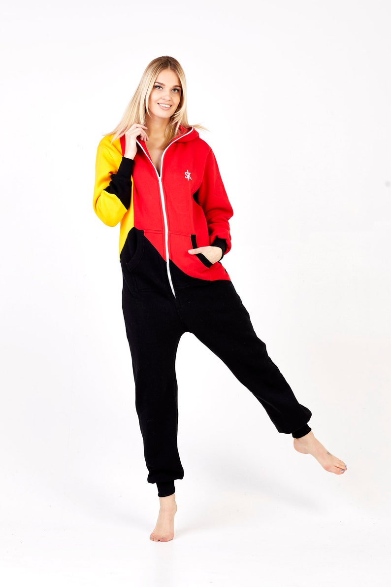 d471997fd Adult Onesie Pajamas - Full Length Lounger with Zipper