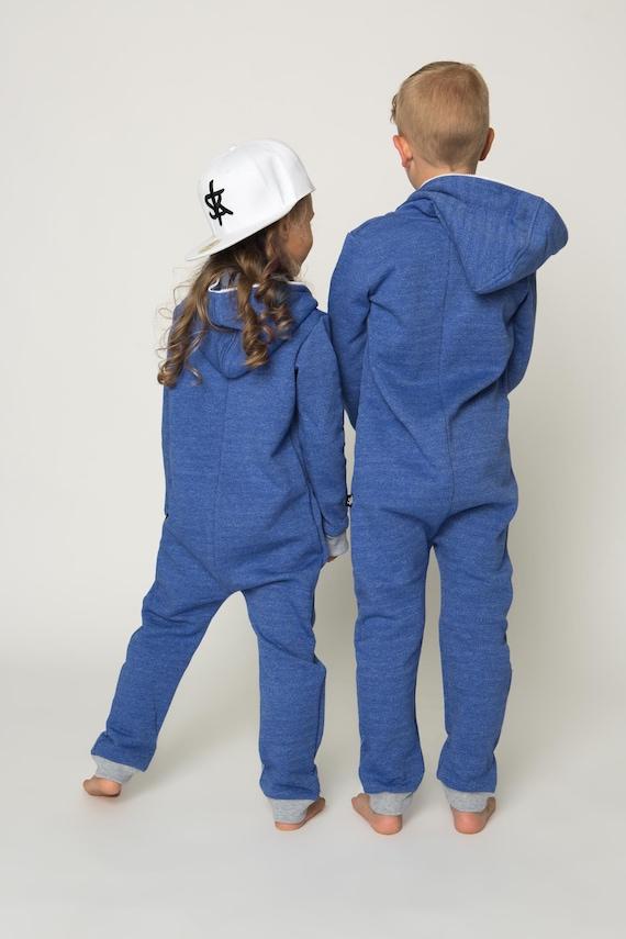 a3b39e5271 SOFA KILLER jeans color unisex kids onesie kids jumpsuit