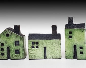 Small Raku House (price per house)