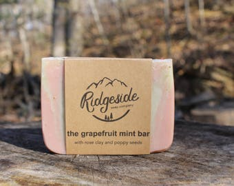 The Grapefruit Mint Bar