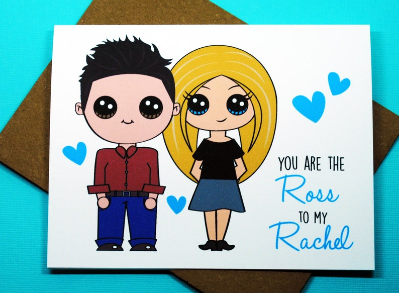 amis Ross et Rachel commencer à dater Alex en ligne Dating Show