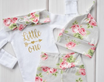 8f42a65eea3 Coming Home Outfit Baby Girl