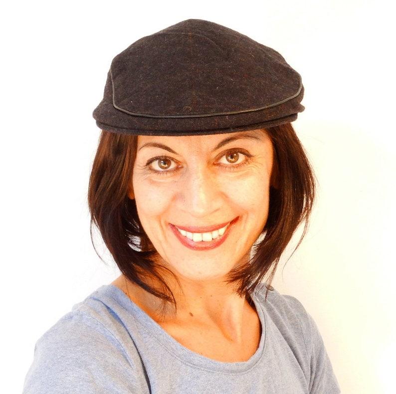 Mens newsboy hat flat cap Irish caps Gatsby hat hipster cap  46974502bb3
