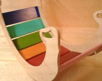 Rainbow rocking!
