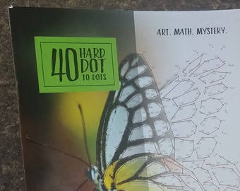 Hard Dot to Dots Booklet