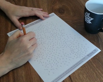 70 pages of Hard Dot-to-dots PDF