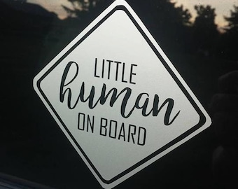 GRANDPARENTS of  BABY FACE BOY TWINS  Personalised Baby on Board Car Window Sign
