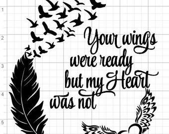 Your Wings Were Etsy