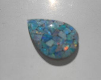 Precious Opal Antarsia Cabochon