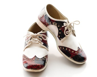 Vintage bowling shoe   Etsy