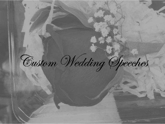 grooms mothers speech at wedding reception