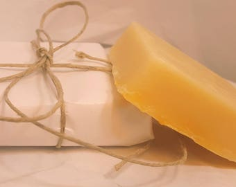 Square Soap, Unscented
