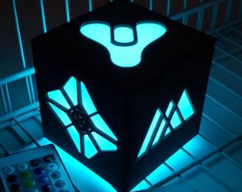 Destiny inspired Color LED Lantern