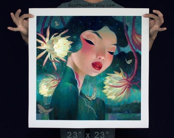 Queen of the Night - Limited Edition Print