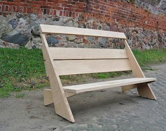 Garden bench/wooden bench