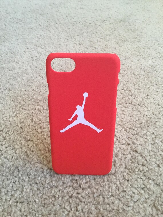 competitive price 2408a 81b6f Michael Jordan Jordan Phone Case 23 Chicago Hard Plastic   Etsy