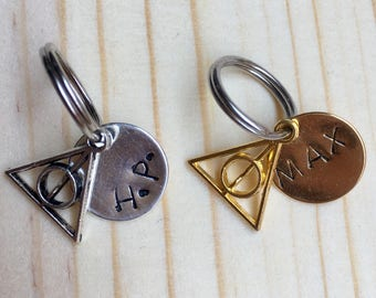 Harry Potter Pet ID Tag- Small tag, bridle tag