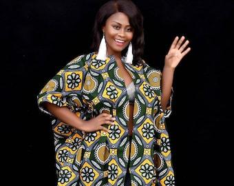 cc1e64f7a1b African Clothing For Women Plus Size Ankara Top Dashiki