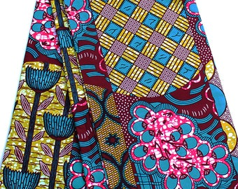 African Patchwork Fabric 9017ff487