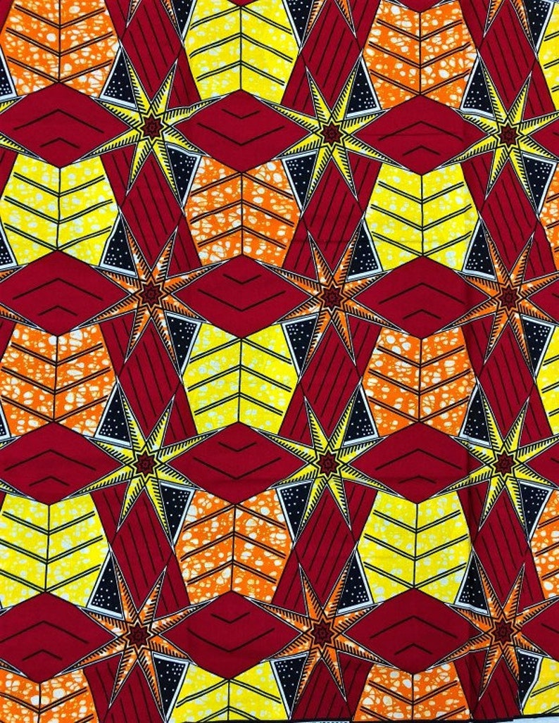 2019 New African Batik Fabric Ethnic Style Red Leaves Printed Cotton Fabric Good Quality Suit Dress Clothing Cloth Wholesale Fashionable Patterns Apparel & Merchandise Ebay Motors
