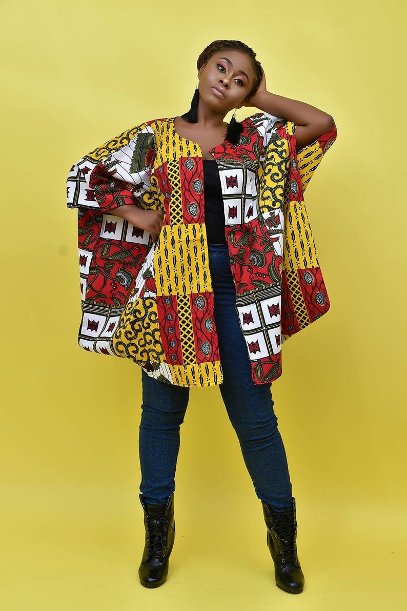 89e39064645 African Clothing For Women Plus Size Ankara Top Oversized