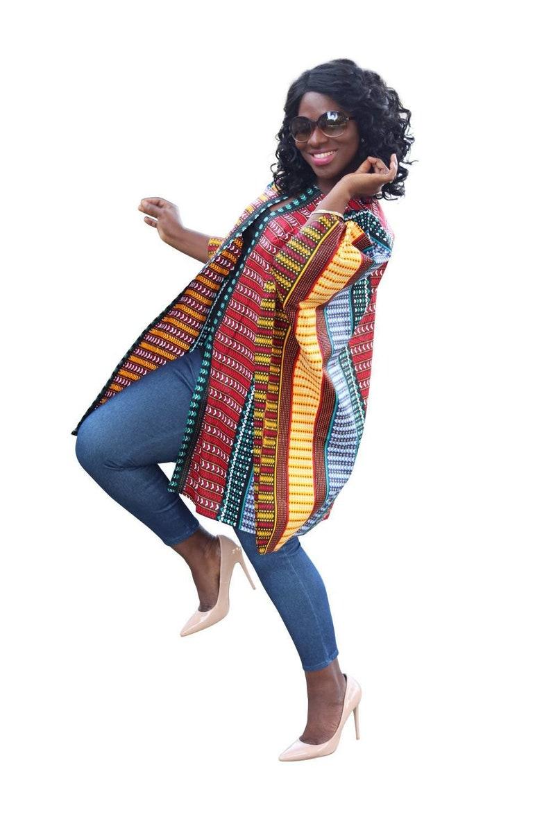ba429fd646d African Clothing For Women Plus Size Ankara Top Dashiki