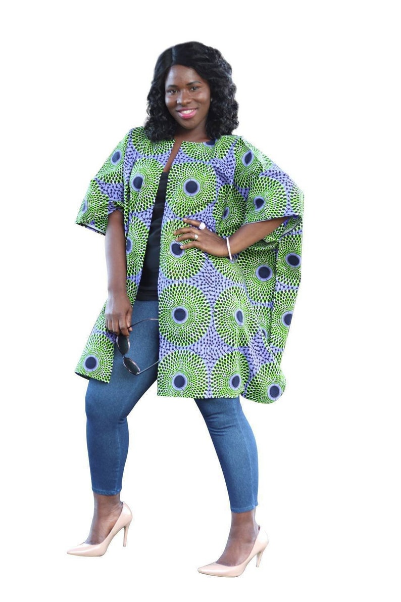3a0ccba4e1ca6 African Clothing For Women Plus Size Ankara Top Oversized