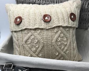 Cushion Knitting Kit - Doulton