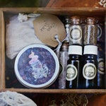 Candle Magick Box - Witch Box - Make your own ritual candles