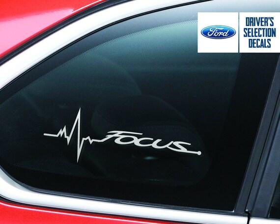 Ford Focus Ist In Meinem Blut Fenster Aufkleber Aufkleber Grafik