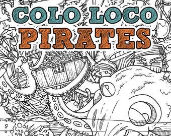 COLO LOCO - PIRATES Page!!