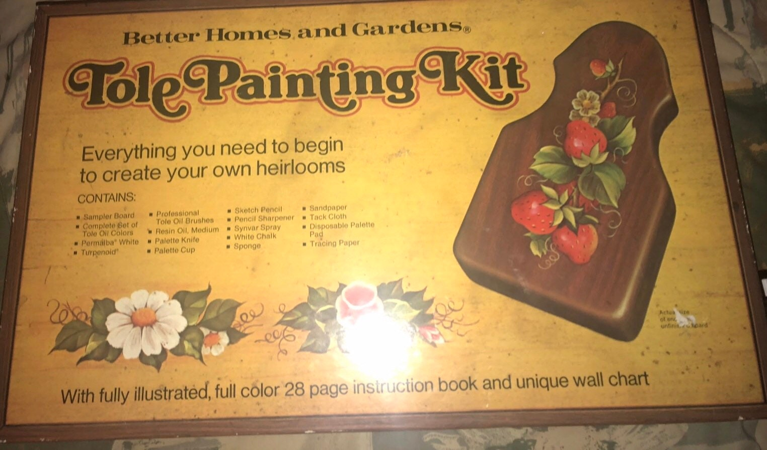 Better Homes And Gardens Toll Painting Kit