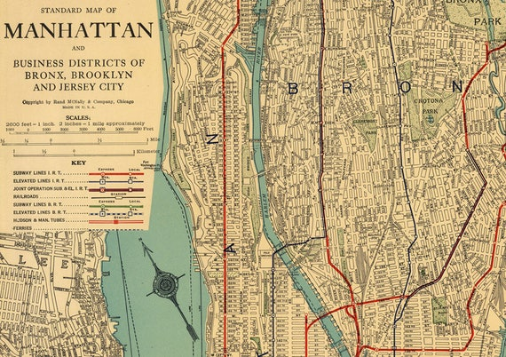 It's just a photo of Manhattan Printable Map with regard to midtown